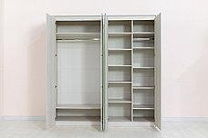 Шкаф для одежды 4Д Гамма 20, Сандал, СВ Мебель (Россия), фото 3