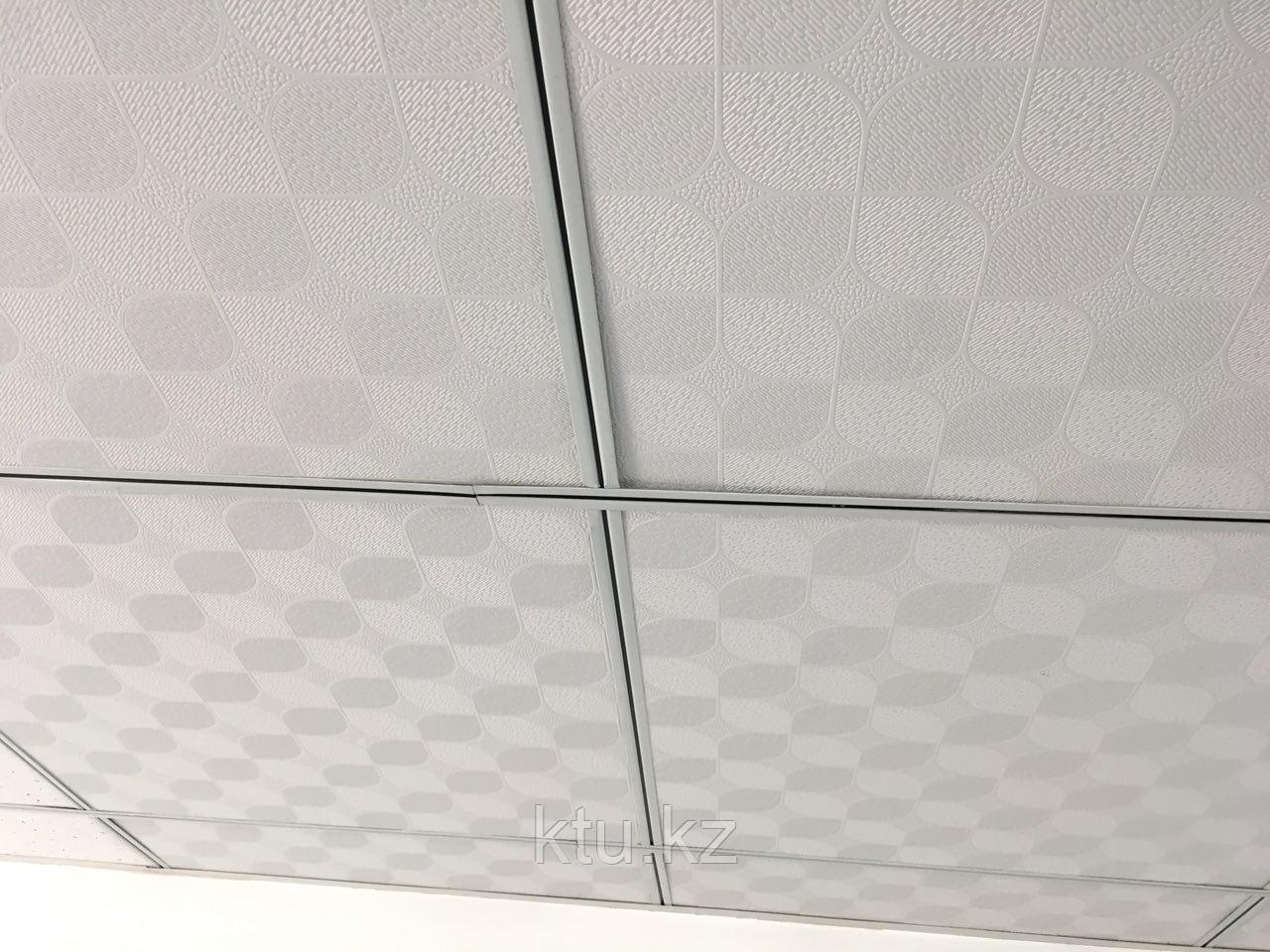 Подвесной потолок моющий c комплектующими