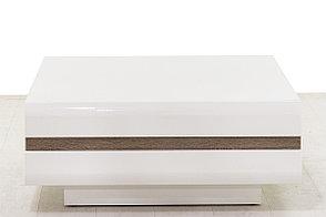 Стол журнальный (Linate TYP 70), Белый, коллекции Линате, Анрэкс (Беларусь), фото 2