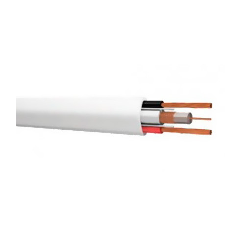КВК-П-2 2х0,75 A Kazcentrelectroprovod кабель для видеонаблюдения