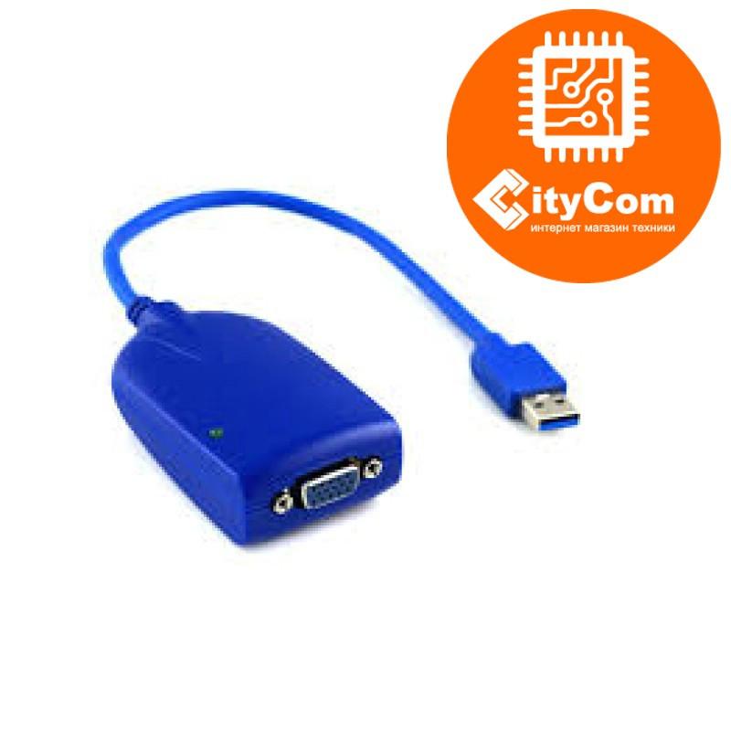 Адаптер (переходник) USB 3.0 to VGA (Windows 7/8). Конвертер.