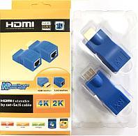 Удлинитель HDMI Extender, 30м, пассивный, фото 1