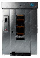 Печь ротационная ПВТ-2К с вращающейся тележкой (природный газ или дизельное топливо)
