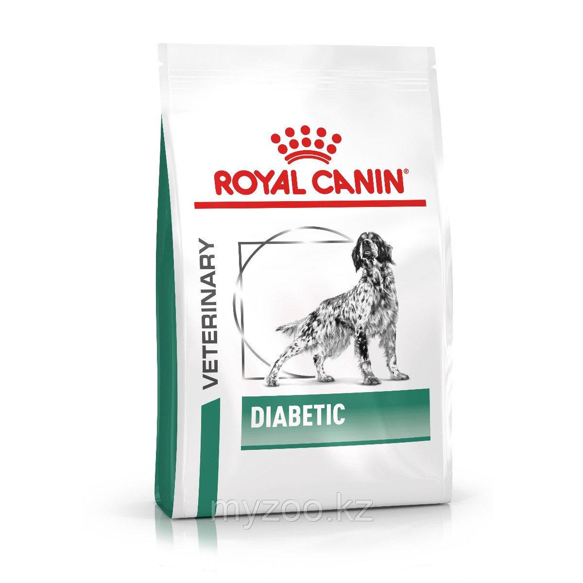 Корм для собак с сахарным диабетом Royal Canin WEIGHT CONTROL DIABETIC CANINE 1.5 kg