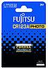 Fujitsu CR123A(B), серии Photo, 1 шт, (в блистере) Батарея литиевая
