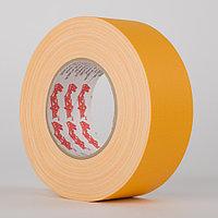 MagTape CT50025Y Тэйп (Gaffer Tape), узкий, цвет желтый