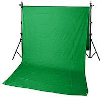 GreenBean Field 2.4 х 5.0 Green Фон хромакей, фото 1