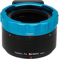 Fotodiox Pro B4 magic adapter fo Black magic, фото 1
