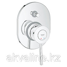 Grohe BauClassic Смеситель для ванны/душа однорычажный 29047000