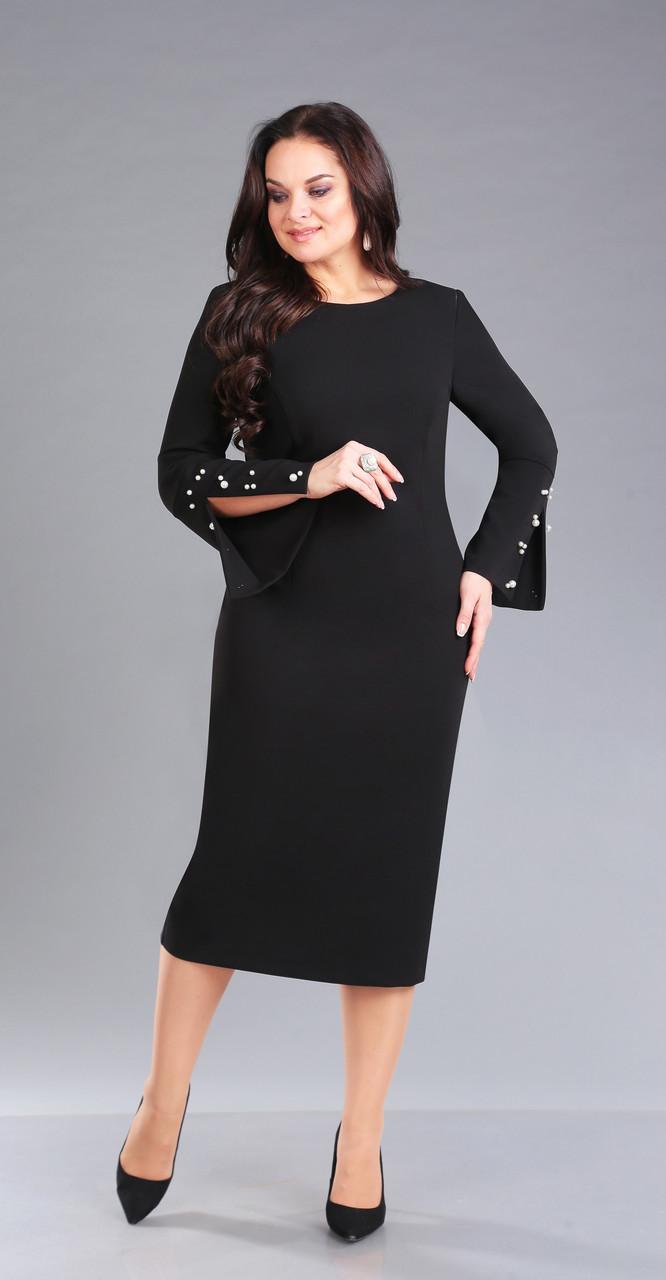 Платье Foxy Fox-73, черный, 52