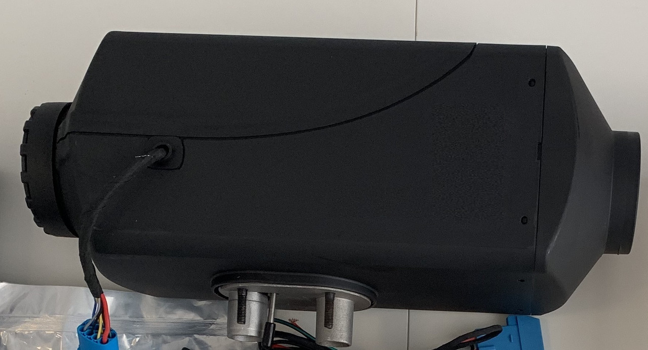 Автономный воздушный отопитель 5кВт 24В в наличии