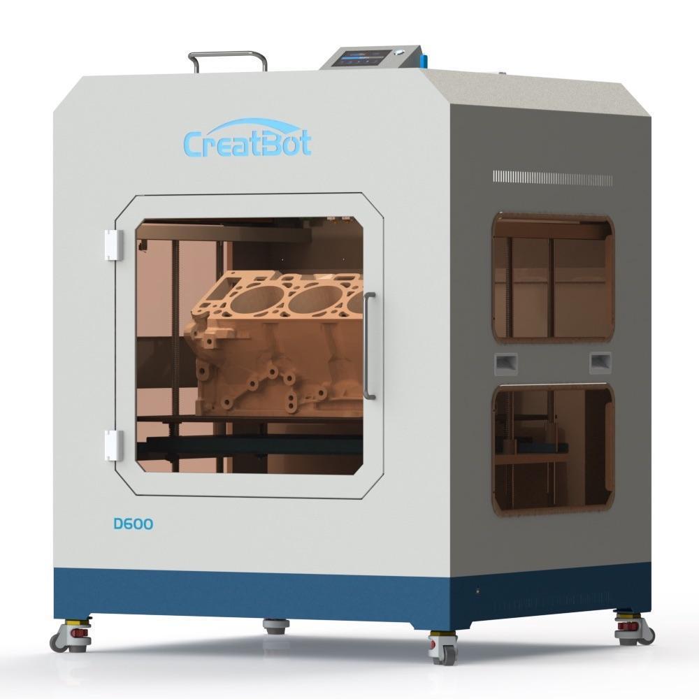 3D принтер CreatBot D600 (600*600*600)