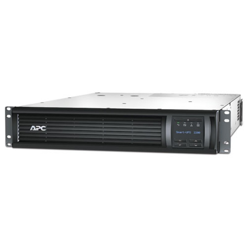 APC SMT2200RMI2U ИБП Smart, Line Interactiv, Rack, IEC, 2 200 VА, 1 980 W