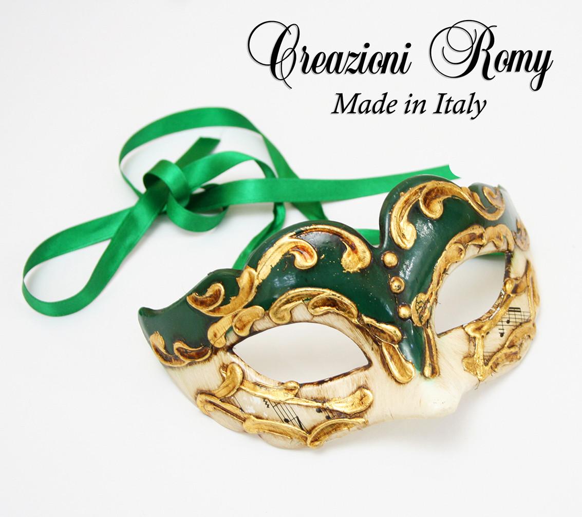 Венецианские маски. Ручная работа. Италия
