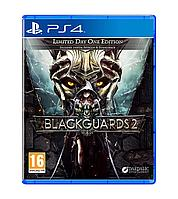 BLACKGUARDS 2 Limited Day One  Edition all reg PS4, фото 1