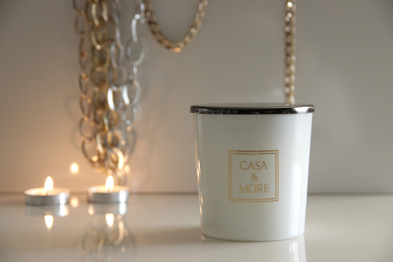Scented candles Aromatic