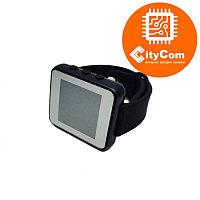 Пейджер-приемник для официанта Caller ZJ-41F, с цветным дисплеем, черный