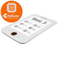 Электронная книга PocketBook PB614-2-D-CIS белый Арт.6056