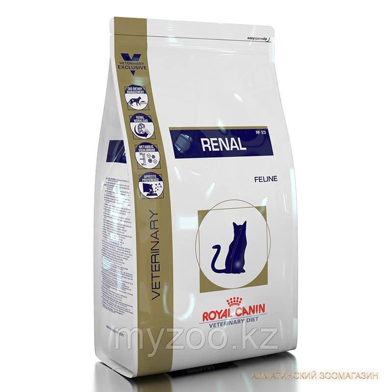 Корм для кошек при болезнях почек Royal Canin RENAL CAT 2kg.