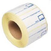 Термоэтикетка 58х40 (600 этикеток) с печатью