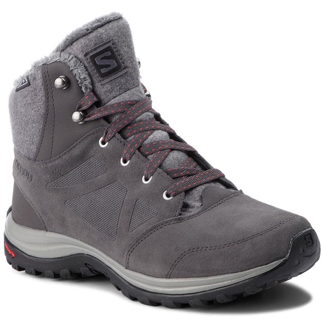 Salomon  ботинки женские Ellipse freeze cs wp