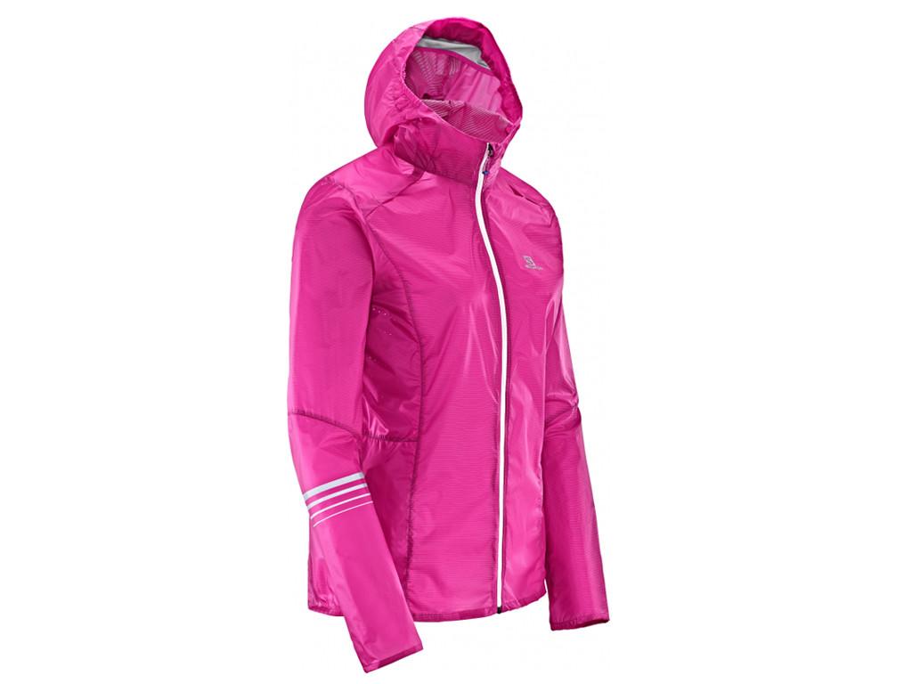 Salomon  куртка c капюшоном женская Lightning Wind W