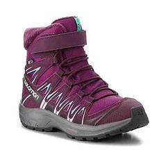 Salomon  ботинки детские Xa pro 3d winter