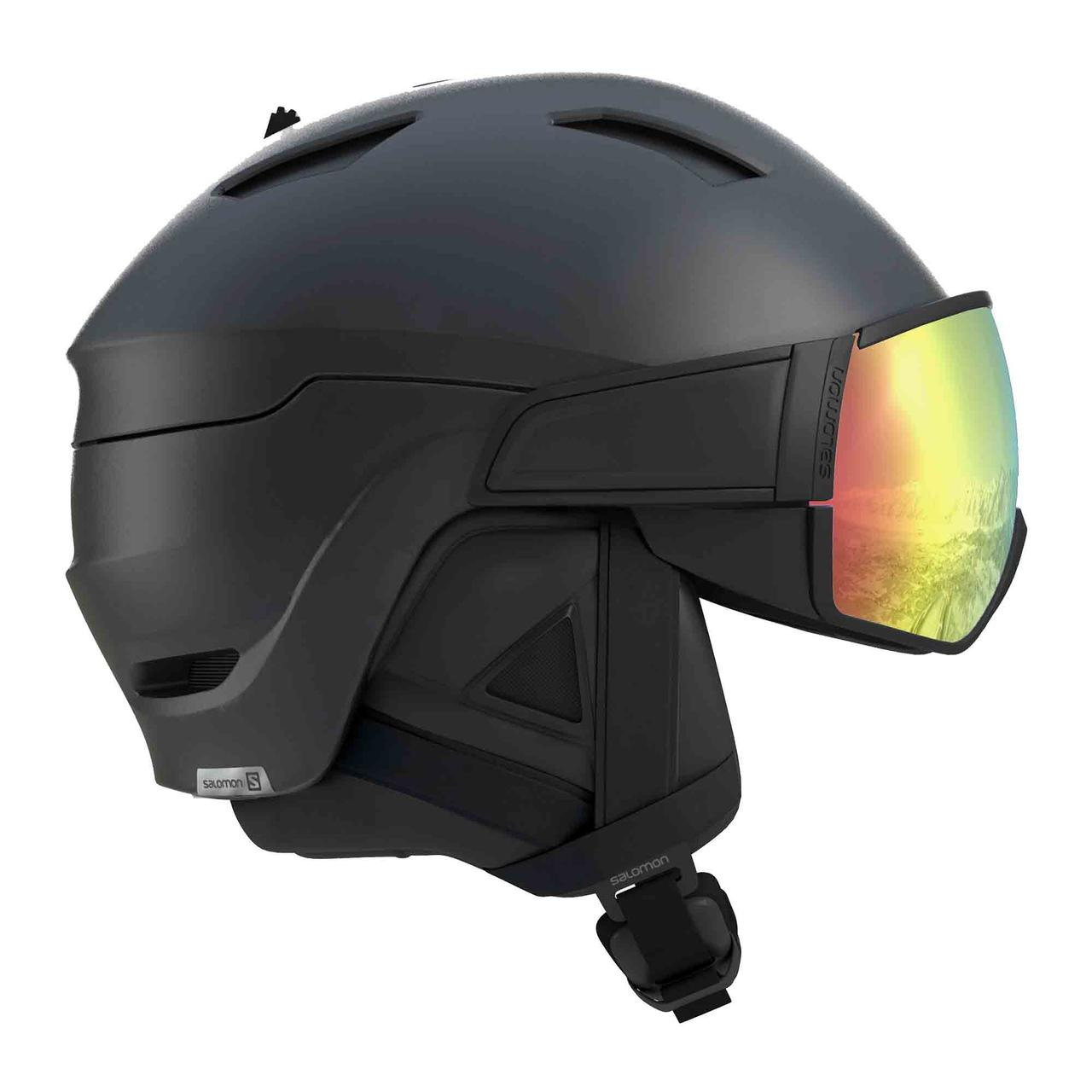 Salomon  шлем горнолыжный Driver + Photo