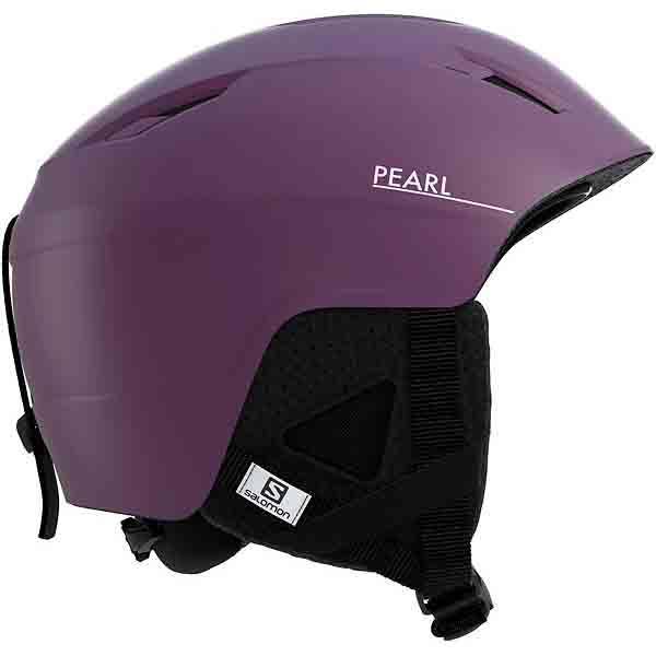 Salomon  шлем горнолыжный Pearl?+