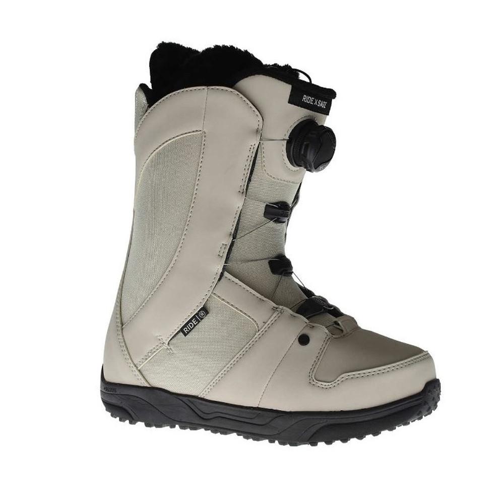 Ride  ботинки сноубордические женские Sage - 2020