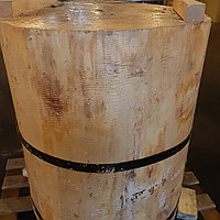 Колода разрубочная дубовая, фото 1