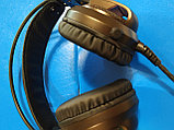 Игровые наушники XIBERIA V10 PRO, с микрофоном и подсветкой 7.1,Алматы, фото 3