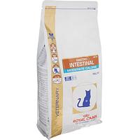 Royal Canin GASTRO INTESTINAL MODERATE CALORIE CAT 2kg. Корм для кошек Роял Канин с воспалениями желудка