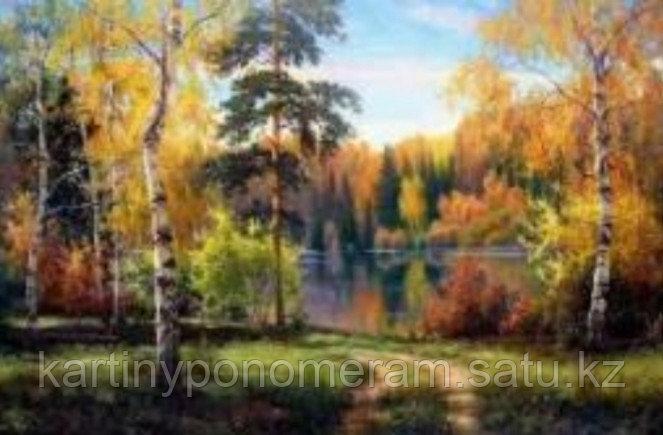"""Картины по номерам  """"Осенний лес"""""""