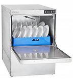 Машина посудомоечная МПК-500Ф-01 фронтальная, 500 тарелок/час, 2 программы мойки, 2 дозатора (моющий, ополаски, фото 2
