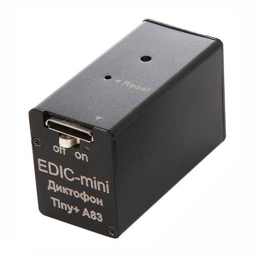 Цифровой диктофон Edic-mini Tiny+ A83 (150ч)