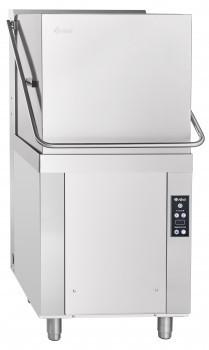 Машина посудомоечная МПК-700К-01 купольная, 700 тарелок/час, 2 программы мойки, 1 дозатор (ополаскивающий), на