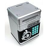 Копилка электронный сейф, фото 3