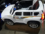 Детский электромобиль Toyota Land Cruiser Prado, фото 3