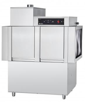 Машина посудомоечная туннельная МПТ-1700-01 правая, теплообменник, 1700 тарелок/час, 3 программы мойки, 2 доза