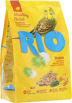 Рио Корм для волнистых попугаев в период линьки