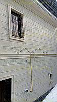 Межэтажный пояс из пенополистирола.