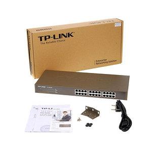 Коммутатор TP-Link TL-SF1024 стоечный, фото 2