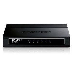 Коммутатор TP-Link TL-SG1005D настольный 5 портов, фото 2