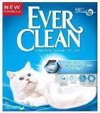 Ever Clean 6л, Extra без ароматизатора комкующийся наполнитель Unscented Extra Strong Clumping