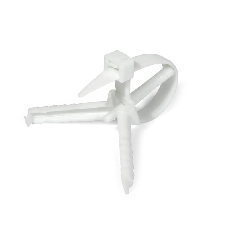 Стяжки крепежные с дюбелем ™Fortisflex