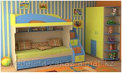 Модульная детская мебель на заказ в Алматы, фото 2