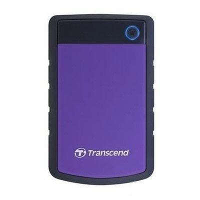 Внешний жесткий диск 2,5 2TB Transcend TS2TSJ25H3P, фото 2