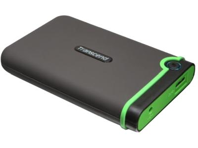 Внешний жесткий диск 2,5 500GB Transcend TS500GSJ25M3S, фото 2