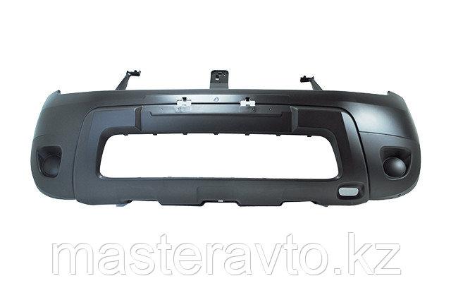 Бампер передний ОРИГИНАЛ БЕЗ ПТФ Renault Duster 2012-15 NEW